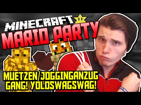 MÜTZEN & JOGGINGANZUG GANG! ✪ Mario Party | Team Paluffel ACTION!