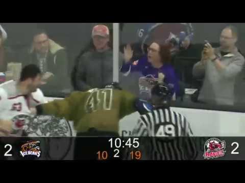 Alex Carlson vs. Chance Braid