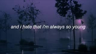 never gonna change || broods lyrics