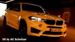 BMW X6 M F86 by AC Schnitzer