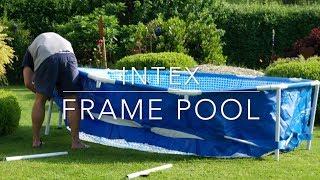 Intex Metal Frame Pool