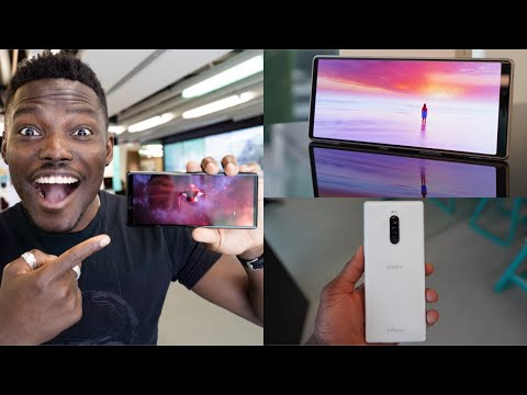 Sony Xperia 1 Unboxing and First Impressions: Sony's Best Smartphone