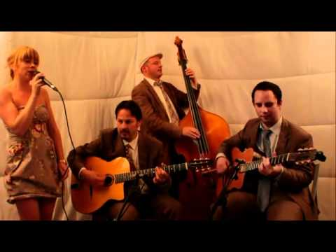 Hot Swing Trio - Gypsy Jazz Video