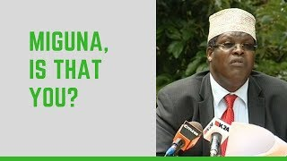 """Miguna Miguna"" video goes viral"