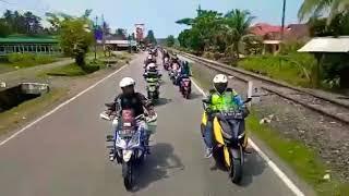 preview picture of video 'Touring perdana.comunitas metik mesuji.(CMM).'
