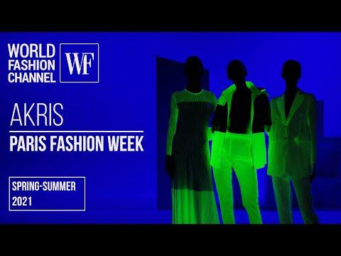 Akris spring-summer 2021 | Paris Fashion Week