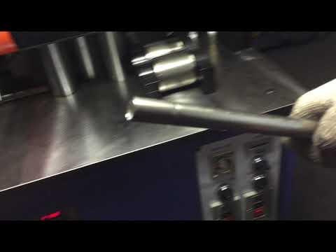 TD-41860,,OD12.7-Tube cutting machine,Tube rolling machine, tube shrinking machine, groove wheel machine, wheel convex machine, pipe cutting machine, wheel cutting machine
