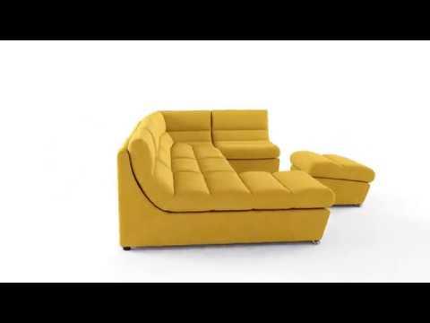 """угловой диван """"Палермо, угловой диван"""" GENIUSPARK"""