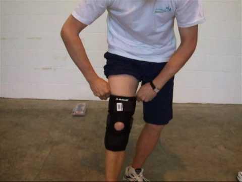 Gelenkschmerzen mit Verletzung