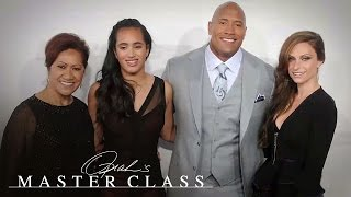 "Dwayne Johnson on Fatherhood: ""Lead Life With Love"" 