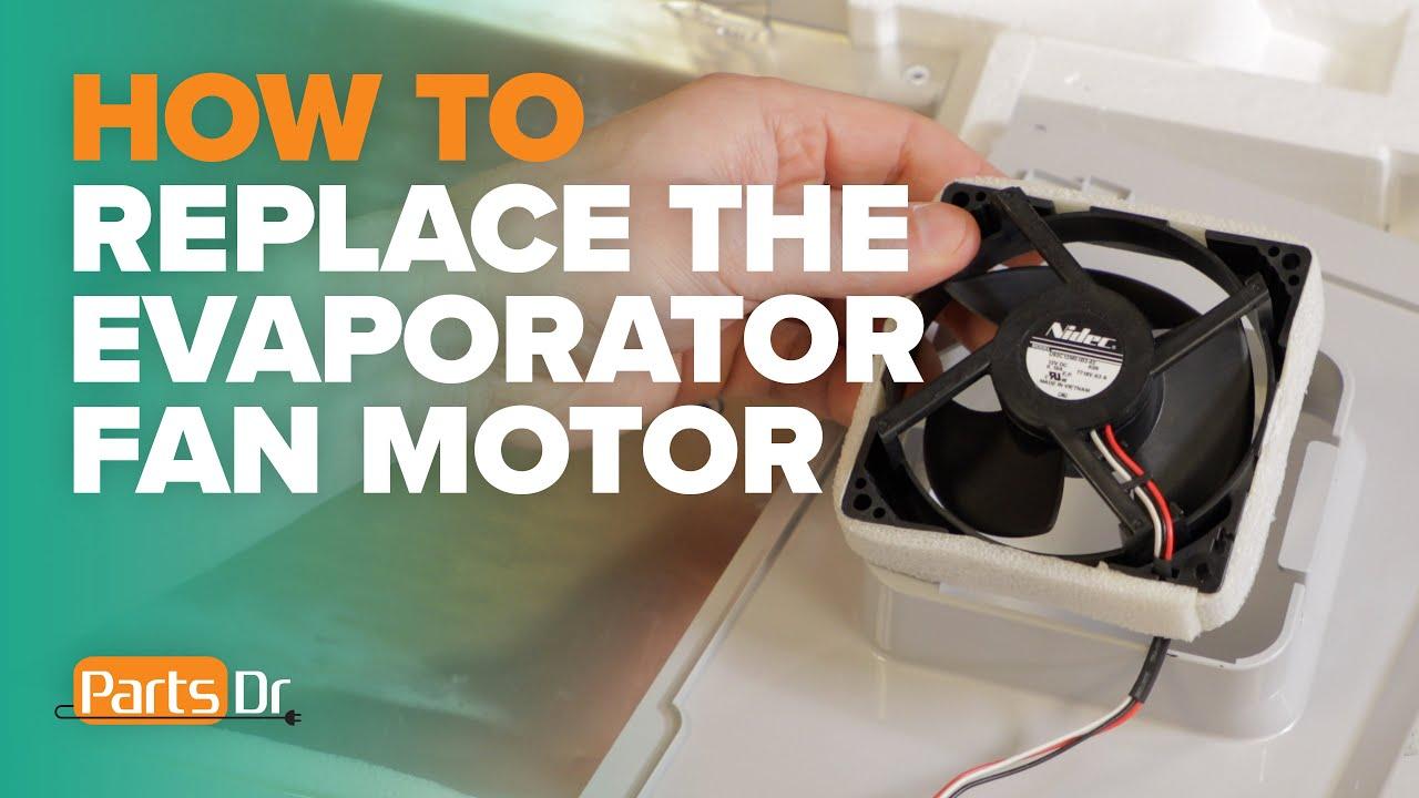for DA81-06013A Refrigerator Evaporator Fan Motor /& Nidec U92C12MS1B3-52 DA31-00287A Select Samsung Models