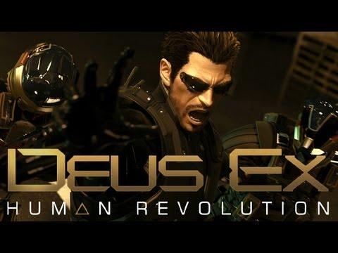 Deus Ex: Human Revolution Social Trailer