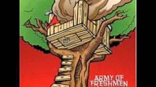 army of freshmen - paradise