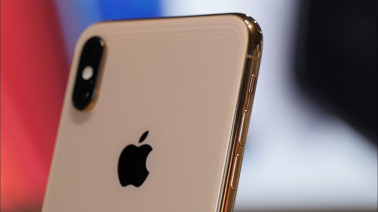 Apple iPhone Xs Max 64Gb Space Gray (MT502) video preview