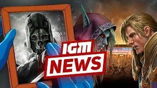 IGM News: Битва за Азерот и Gamescom 2018