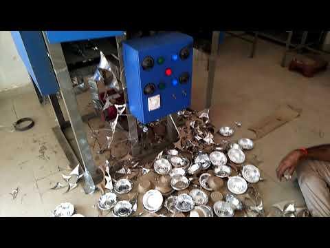 Automatic  Bowl Making Machine
