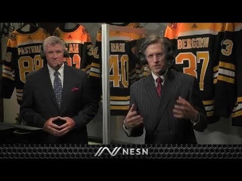 NESN's Jack Edwards, Andy Brickley Break Down Bruins' Loss To Lightning