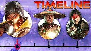 The Complete Mortal Kombat Timeline! | The Leaderboard