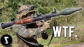 Super Realistic RPG-7 DESTROYS Airsoft Players IN GAME!