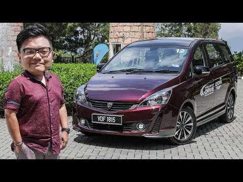 FIRST DRIVE: 2019 Proton Exora RC review - from RM59,800