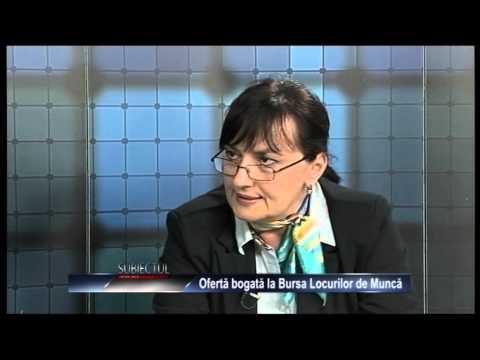Emisiunea Subiectul Zilei – Cristina Stoichici – 20 aprilie 2015