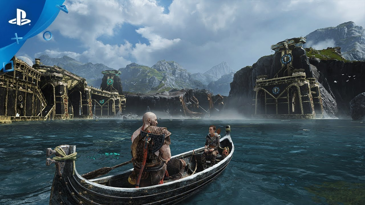 God of War Development Diary: Building a Better Boat