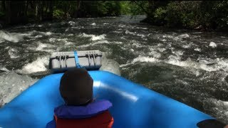 How To: Go Whitewater Rafting