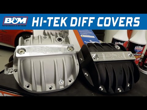 B&M Hi-Tek Differential Covers - Benefits & How To: