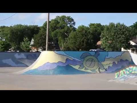 Go Skate Day 2015 with Landon Barnhart