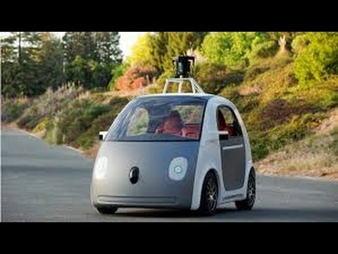 Google Jumps Into The Car Business With Its Own Self-driving Vehicles