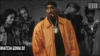 *FREE* 2Pac Type Beat | WHATCHA GONNA DO | Produced by Kryptic Samples | Oldschool | West Coast