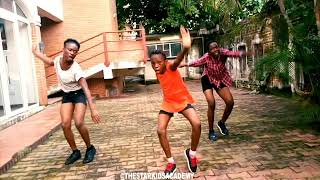 SIMI   Jericho (Official Video) Ft. Patoranking DANCE COVER BY STARKIDS