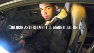 Drake - STUNT ON YOU - LYRICS ON SCREEN!!