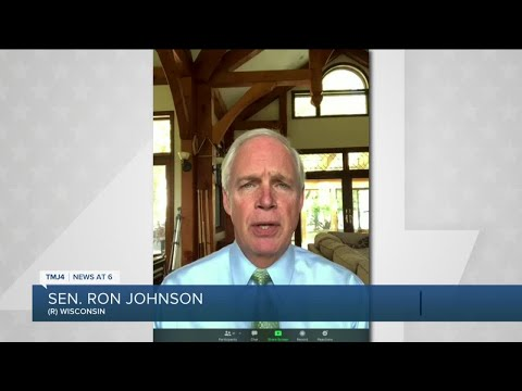 Sen. Ron Johnson requests report on Hunter Biden