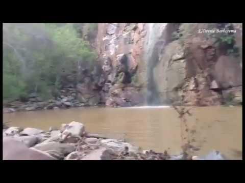 Cachoeira da vaca começa a renascer em Bodó-RN (23/02/2018)