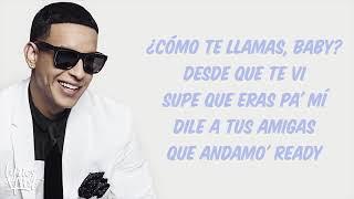 Daddy Yankee - Con Calma ft. Snow (Lyrics/Letra) (Best Version)