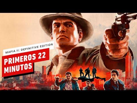 Gameplay de Mafia II Definitive Edition
