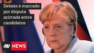Alemanha tem último debate antes de eleições gerais