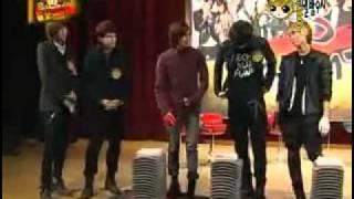 091128 Idol Maknae Rebellion Ep4 W. SHINee Eng Subbed [5/6]