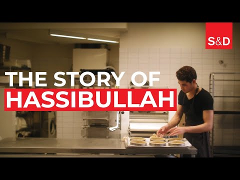 One flew into a new home - The Story of Hassibullah