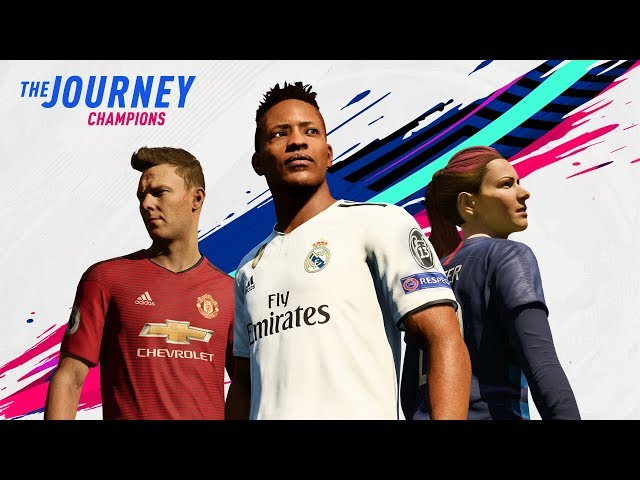 FIFA 19's The Journey Is the Most Confident Entry Yet | NDTV