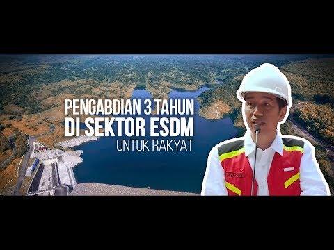 Pengabdian 3 Tahun di Sektor ESDM