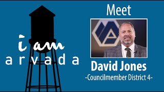 Preview image of I Am Arvada - David Jones