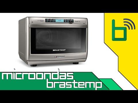 Brastemp Gourmand Microondas e Forno Elétrico com Grill 3-em-1