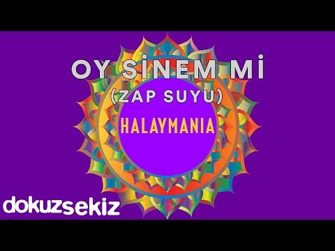 Murat Korkmaz - Oy Sinem mi (Zap Suyu) (Halaymania Official Audio) Sözleri