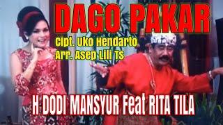 Gambar cover 01.Dago Pakar Voc. H Dodi Mansyur feat Rita Tila