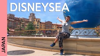 Disney Sea TOKYO, JAPAN: FastPass, lottery, single rider | ALL HERE (vlog 9)