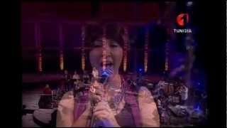 مازيكا أميمة الخليل - قلبي العطشان- Oumeima el Khalil تحميل MP3