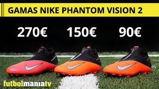 Nike Phantom Vision 2 - Gamas Y Precios