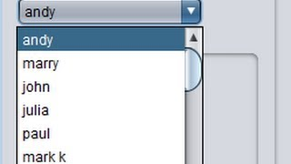 Java prog#6. How to link jcombobox with database in Netbeans  Java  and Sqlite (mysql)